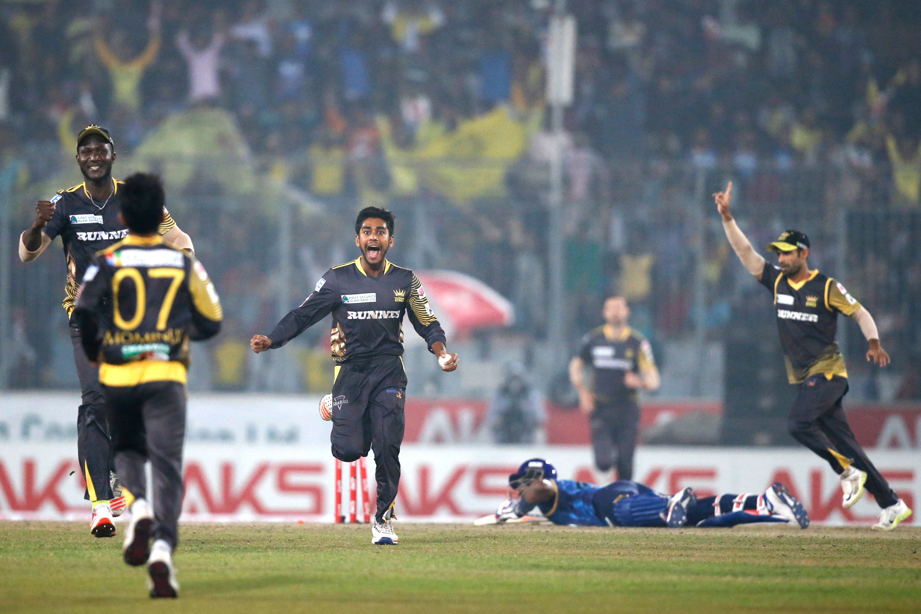 Rajshahi Kings - BPL - Bangladesh Premier League